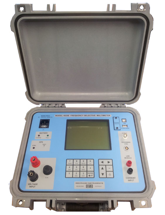 MODEL 4025E FREQUENCY SELECTIVE MULTIMETER